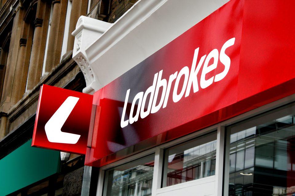 Ladbrokes-shop