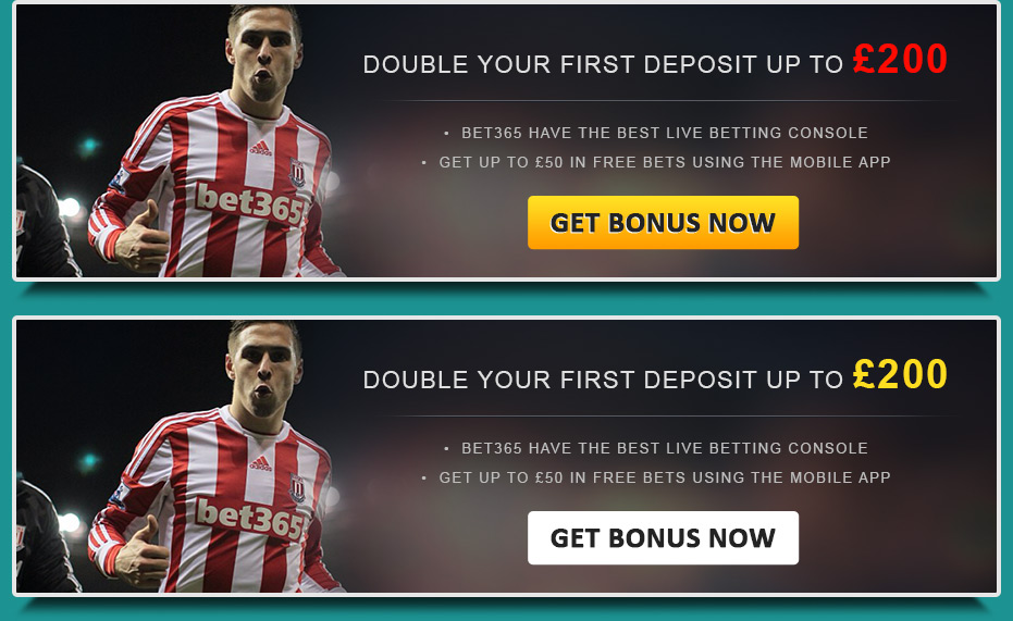 available-bonuses-at-bet365-sportsbook